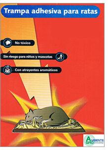 Trampas de pegamento para ratones agroambiente - Trampas para ratones y ratas ...